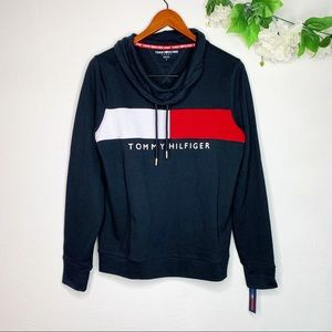 Tommy Hilfiger Cowl Neck Sweater
